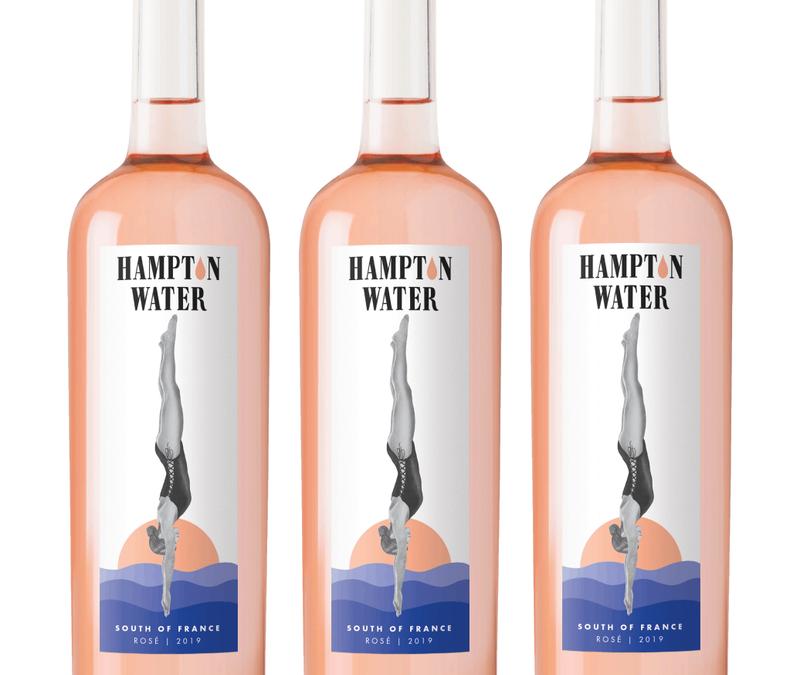 Hampton Water Rosé – $21.99