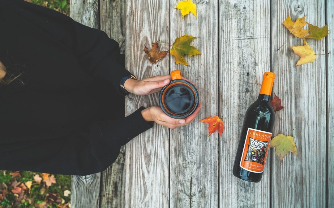 Leelanau Witch's Brew Spiced Wine
